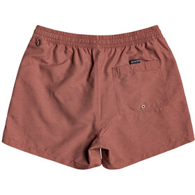 Quiksilver Everyday Volley 15 Shorts Men, apple butter heather